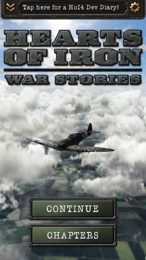 钢铁雄心:战争故事截图0