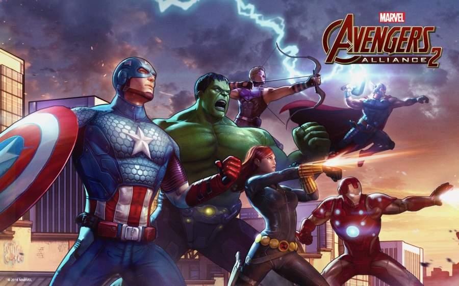 漫威:复仇者联盟2 Marvel:Avengersalliance2截图4