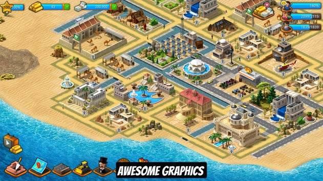 Paradise City Island Sim截图3
