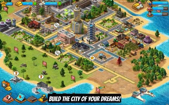 Paradise City Island Sim截图5