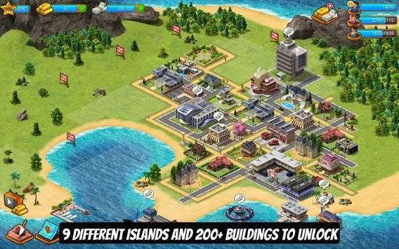 Paradise City Island Sim截图7