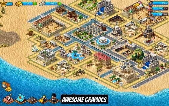 Paradise City Island Sim截图8