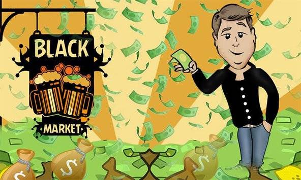 Black Market Business Tycoon截图3
