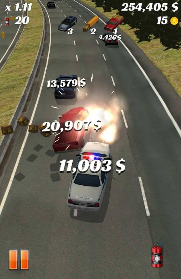 撞车德比截图2