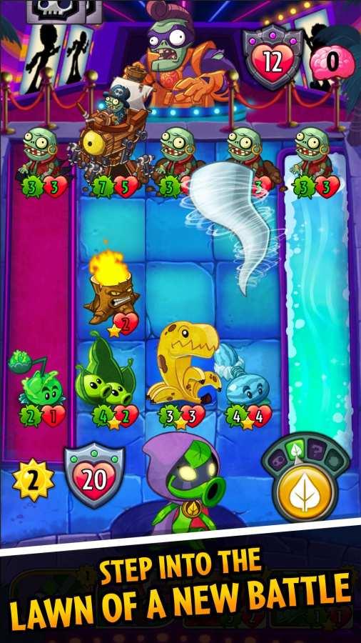 植物大战僵尸:英雄截图3