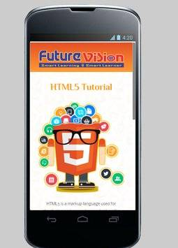 Learn Html5 with Online Editor截图0