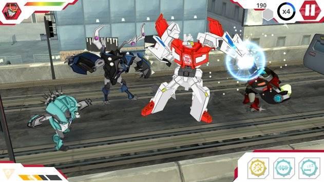 Transformers: RobotsInDisguise截图0