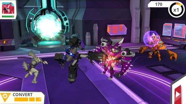 Transformers: RobotsInDisguise截图1