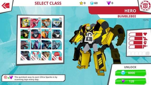 Transformers: RobotsInDisguise截图2