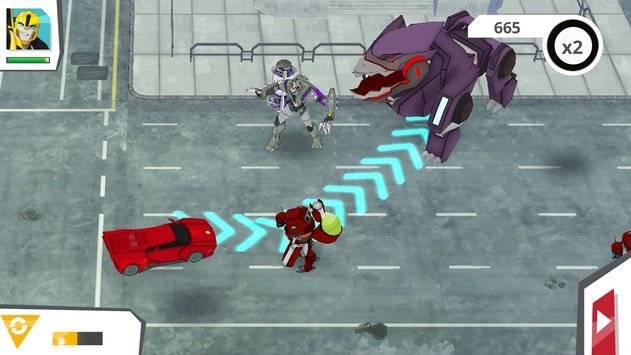 Transformers: RobotsInDisguise截图4