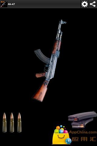 枪:AK-47步枪 動作 App-愛順發玩APP