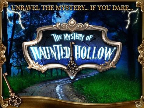 Mystery of Haunted Hollow Demo截图5