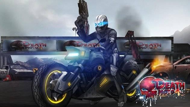 Death Moto 4截图0