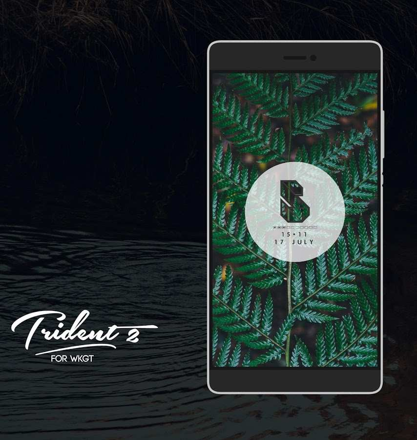Trident for KWGT截图0
