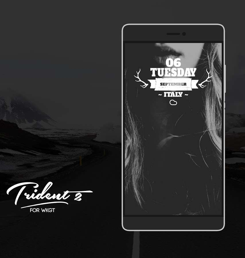 Trident for KWGT截图1