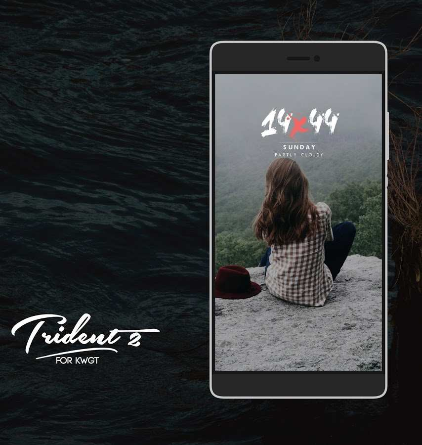 Trident for KWGT截图3
