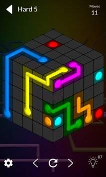 Cube Connect - 3D puzzle game截图3