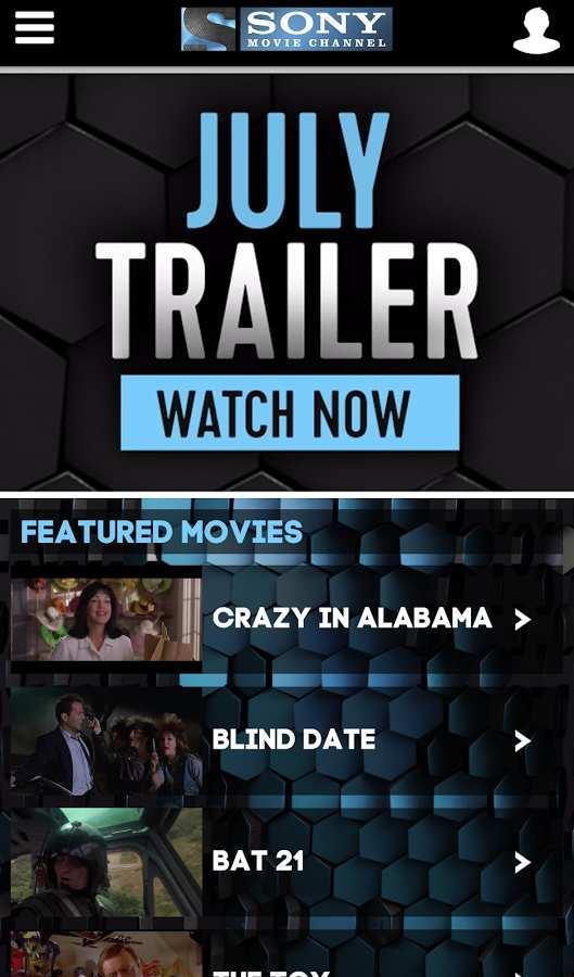 索尼电影频道:SonyMovieChannel截图0