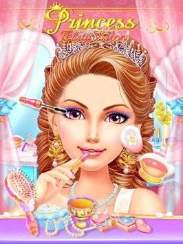 Princess Party Salon-Girl Game截图2