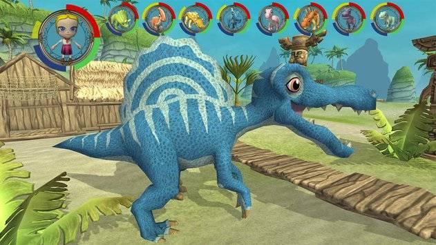 Jurassic Dino Kids截图0