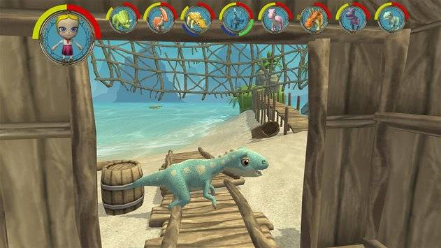 Jurassic Dino Kids截图1