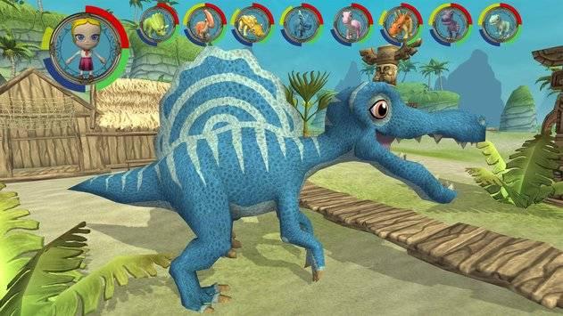 Jurassic Dino Kids截图10