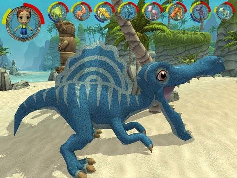 Jurassic Dino Kids截图5