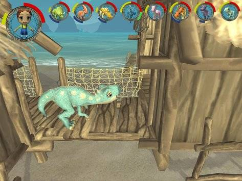Jurassic Dino Kids截图6