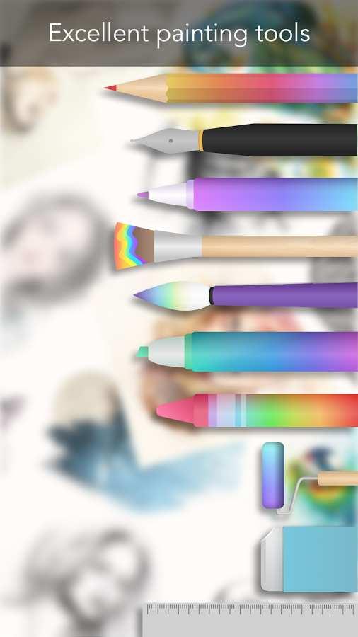 绘画涂鸦PaperOne截图2