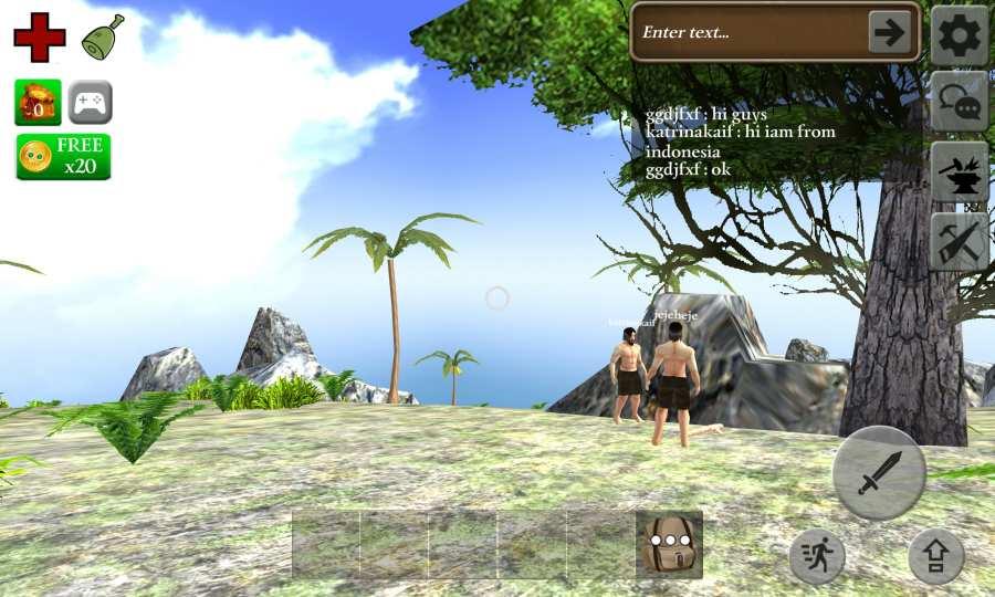 生存岛online截图4