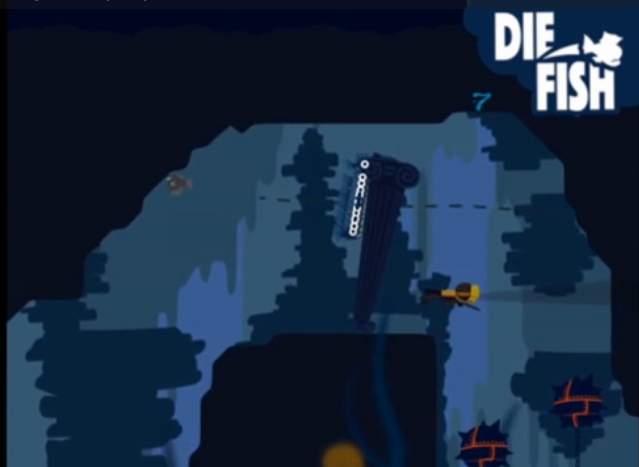 死亡之鱼截图1