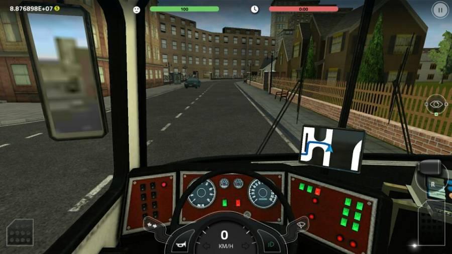巴士模拟2017 汉化版截图3
