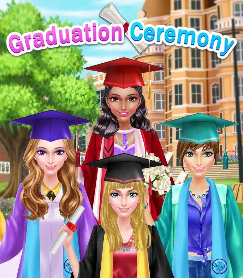 校园时尚故事 - 女生游戏截图1