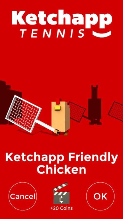 Ketchapp网球截图2