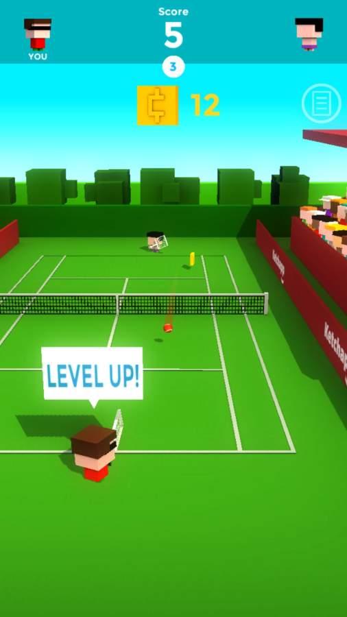 Ketchapp网球截图4