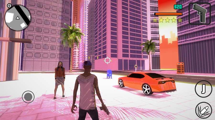 拉斯维加斯黑帮:罪恶都市