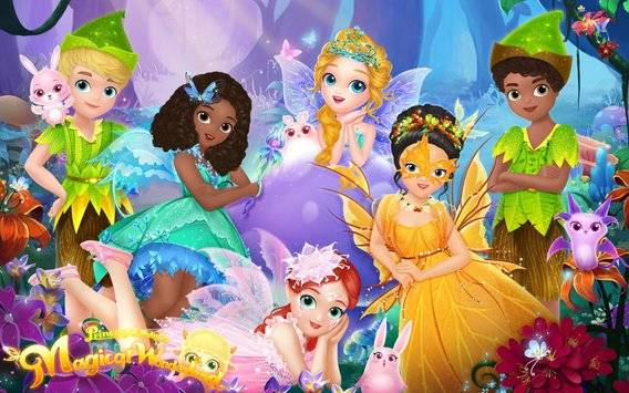 莉比小公主之奇幻仙境截图5