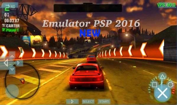 Emulator Pro For PSP 2016截图1