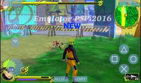 Emulator Pro For PSP 2016截图2