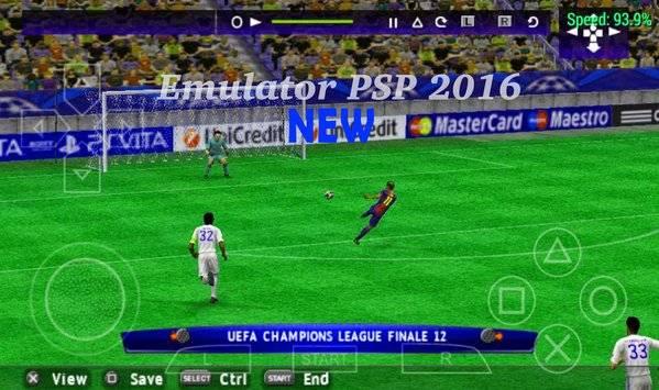 Emulator Pro For PSP 2016截图3