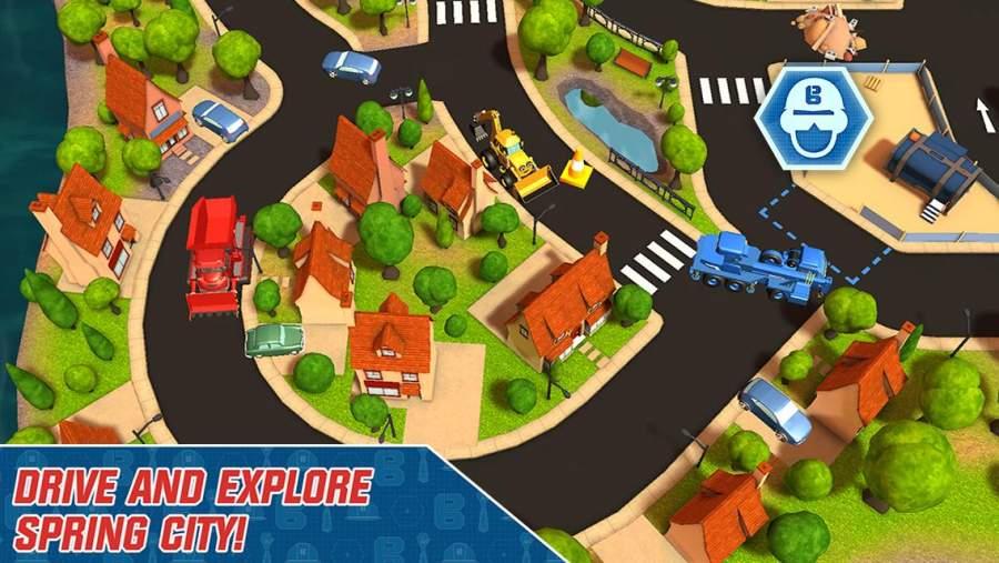 工程师鲍勃:城市建造