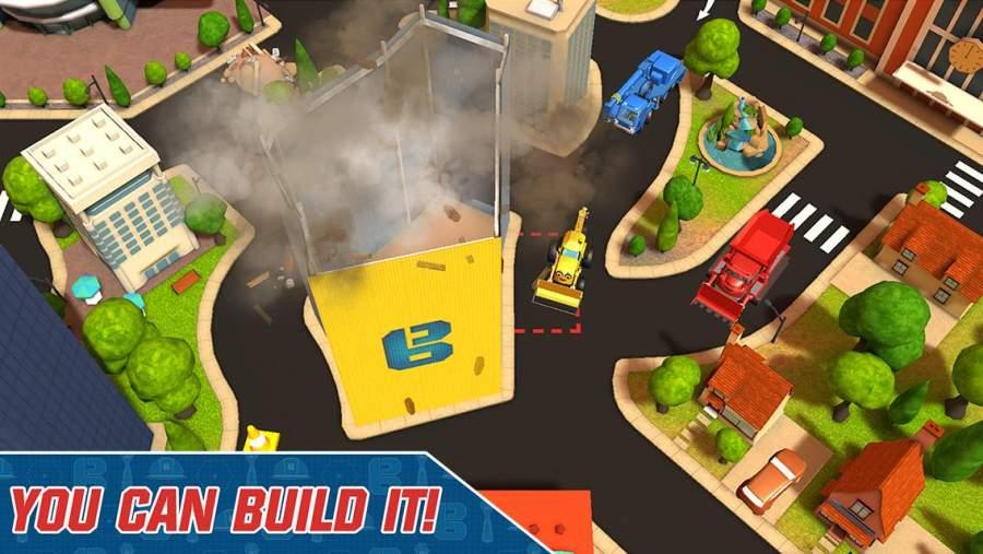 工程师鲍勃:城市建造截图1