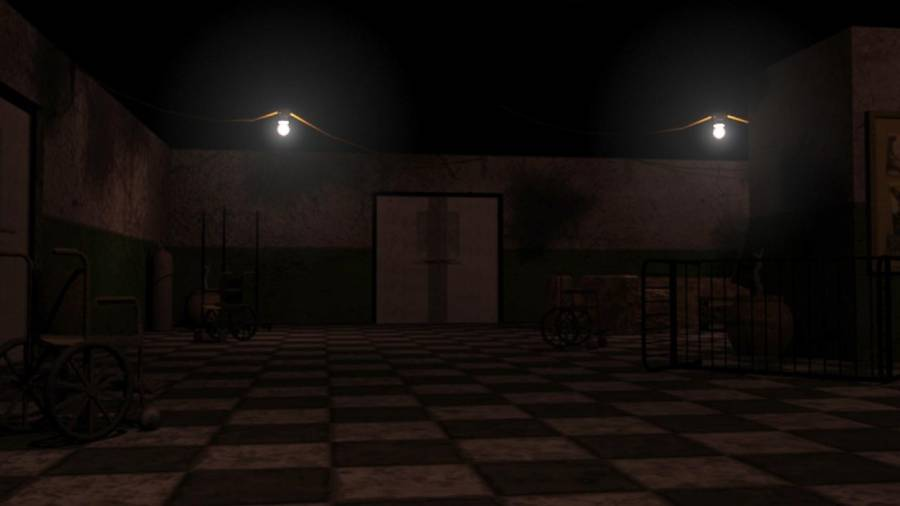 暗墙VR截图0