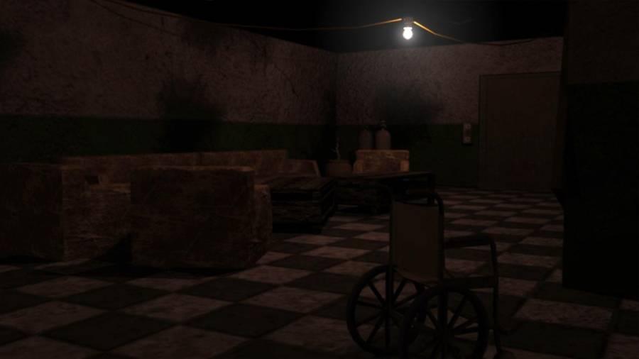 暗墙VR截图1