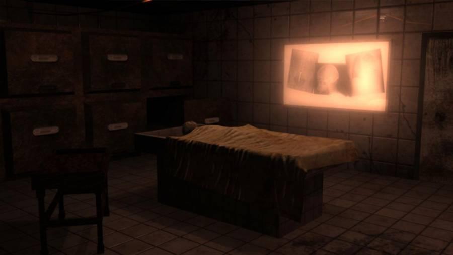 暗墙VR截图2