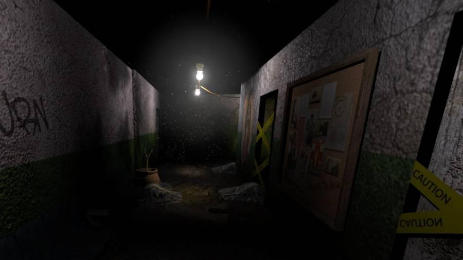 暗墙VR截图4