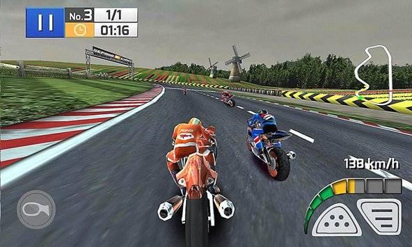 Real Bike Racing截图0