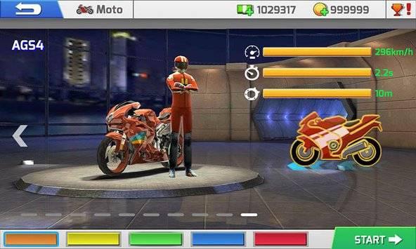 Real Bike Racing截图4