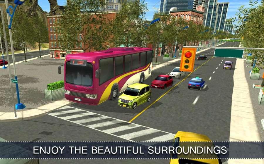 城市公交16截图1