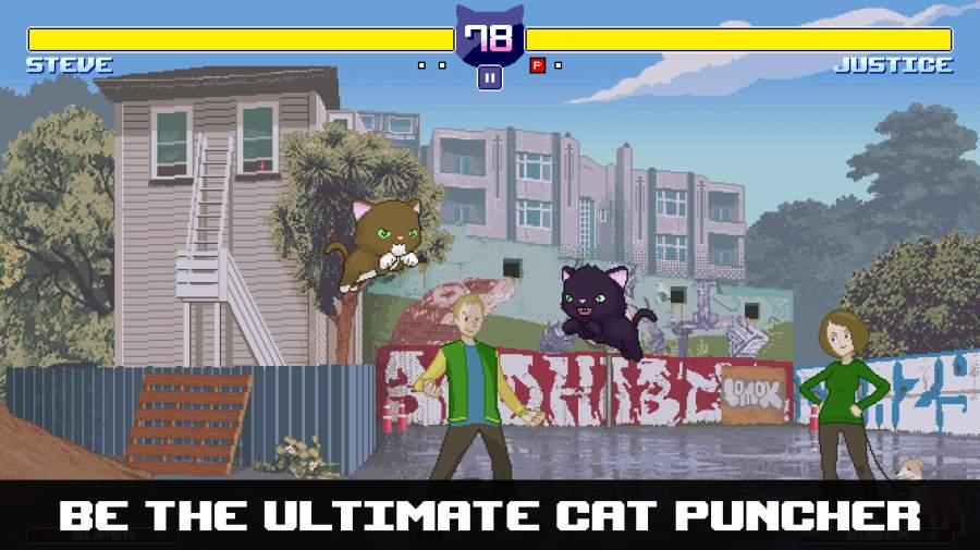 猫咪格斗截图1